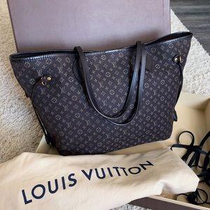 Louis Vuitton never full mm
